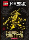 The Book of Spinjitzu (LEGO Ninjago) Cover Image