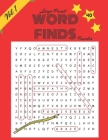 40 Large Print Word Finds Puzzles, Volume 1.: Amazing Word Search Crossword. (Games #34) Cover Image