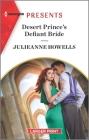 Desert Prince's Defiant Bride: An Uplifting International Romance Cover Image