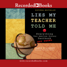 Lies My Teacher Told Me Cover Image