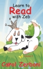 Learn to Read with Zeb, Volume 2 Cover Image