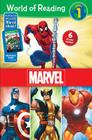 World of Reading Marvel Boxed Set: Level 1 - Purchase Includes Marvel eBook! Cover Image