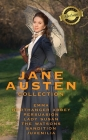 The Jane Austen Collection: Emma, Northanger Abbey, Persuasion, Lady Susan, The Watsons, Sandition and the Complete Juvenilia (Deluxe Library Bind Cover Image