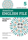 American English File 2e 5 Teacher's Book: With Testing Program [With CDROM] Cover Image