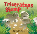 Triceratops Stomp Cover Image