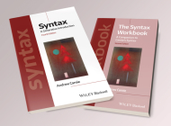 Syntax: A Generative Introduction 4e & the Syntax Workbook 2e Set (Introducing Linguistics) Cover Image