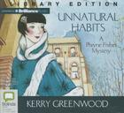 Unnatural Habits (Phryne Fisher Mystery #19) Cover Image