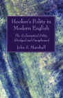 Hooker's Polity in Modern English Cover Image