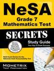 NeSA Grade 7 Mathematics Test Secrets, Study Guide: NeSA Exam Review for the Nebraska State Accountability Test Cover Image