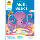 Math Basics 1 Deluxe Edition Workbook Cover Image