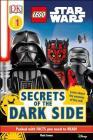 DK Readers L1 Lego(r) Star Wars Secrets of the Dark Side Cover Image