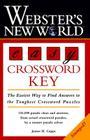 Webster's New World Easy Crossword Key Cover Image