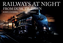 Railways at Night: From Dusk Til Dawn Cover Image