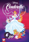 Disney Cinderella: The Story of the Movie in Comics Cover Image