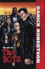 The Art of the Boys: The Complete Covers by Darick Robertson Cover Image