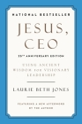 Jesus, CEO: Using Ancient Wisdom for Visionary Leadership Cover Image