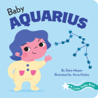 A Little Zodiac Book: Baby Aquarius Cover Image
