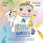 Little Nameless Colouring Book Cover Image