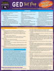 GED Test Prep - Reasoning Through Language Arts: A Quickstudy Laminated Reference Guide Cover Image