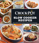 Crock-Pot Slow Cooker Recipes: Slow-Cooked Recipes to Help You Make the Most of Busy Days (3-Ring Binder) Cover Image