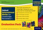 Complete Mathematics for Cambridge Secondary 1- Evaluation Pack: For Cambridge Checkpoint and Beyond Cover Image