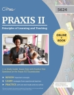 Praxis II Principles of Learning and Teaching 7-12 Study Guide: Exam Prep with Practice Test Questions for the Praxis PLT Examination Cover Image