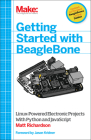Getting Started with Beaglebone Cover Image