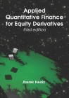 Applied Quantitative Finance for Equity Derivatives - Third Edition Cover Image