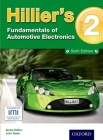 Hillier's Fundamentals of Automotive Electronics Book 2 Sixth Edition Cover Image