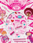The Pink and Powerfuls Sticker Activity Book Cover Image