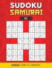 Sudoku Samurai 82: Collection de 100 Sudokus Samouraï pour Adultes - Facile et Difficile - Idéal pour augmenter la mémoire et la logique Cover Image