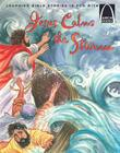 Jesus Calms the Storm (Arch Books) Cover Image