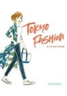 Tokyo Fashion: A Comic Book Cover Image