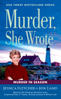 Murder, She Wrote: Murder in Season (Murder She Wrote #52) Cover Image