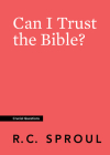 Can I Trust the Bible? (Crucial Questions) Cover Image
