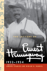 The Letters of Ernest Hemingway: Volume 5, 1932-1934: 1932-1934 (Cambridge Edition of the Letters of Ernest Hemingway #5) Cover Image