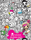 Tokidoki Coloring Party Cover Image