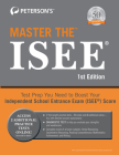 Master the ISEE Cover Image