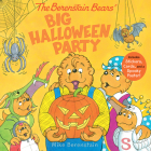 The Berenstain Bears' Big Halloween Party Cover Image