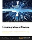 Learning Microsoft Azure Cover Image