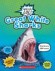 Great White Sharks  (Wild Life LOL!) (Library Edition) Cover Image