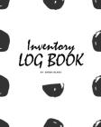 Inventory Log Book for Business (8x10 Softcover Log Book / Tracker / Planner) Cover Image