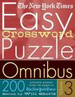 The New York Times Easy Crossword Puzzle Omnibus Volume 3: 200 Solvable Puzzles from the Pages of The New York Times Cover Image