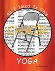 All I Need Is This CHAIR YOGA Cover Image