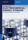 Electrochemical Energy Storage (de Gruyter Textbook) Cover Image