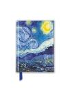 Vincent van Gogh: Starry Night (Foiled Pocket Journal) (Flame Tree Pocket Notebooks) Cover Image