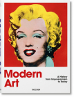 Modern Art. a History from Impressionism to Today Cover Image