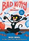Bad Kitty for President (Graphic Novel) Cover Image