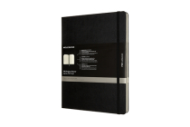 Moleskine Professional Project Planner, Extra Large, Hard Cover (7.5 x 9.75) Cover Image