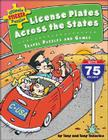 Ultimate Sticker Puzzles: License Plates Across the States: Travel Puzzles and Games Cover Image